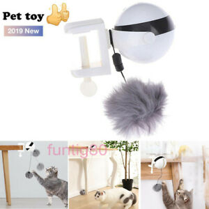 Electronic-Interactive-Motion-Cat-Toy-Mouse-Tease-Pet-Toys-Dog-Toy-Suction-Cup
