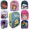 Niños Disney Personaje De Vuelta a Mochila escolar mochila regalo NUEVO