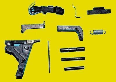 Fits GLOCK 23 Gen 3 Lower Parts Kit OEM 40 cal 80/% PF940c Polymer LPK Build