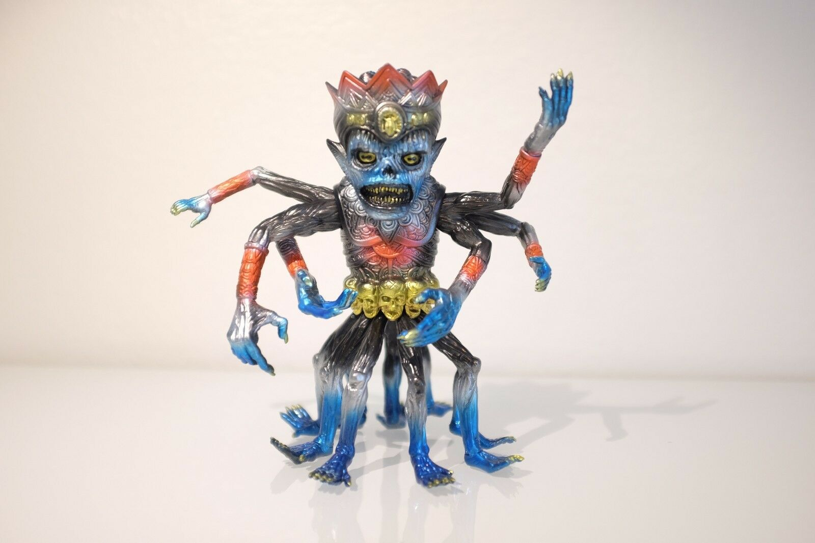 Skinner Supreme Spider Sextopigon Edition of 12 Sofubi