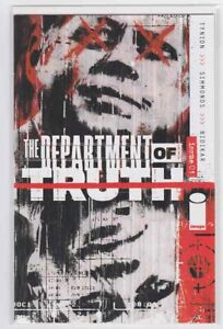 Department of Truth #1 (2020) 1st Printing