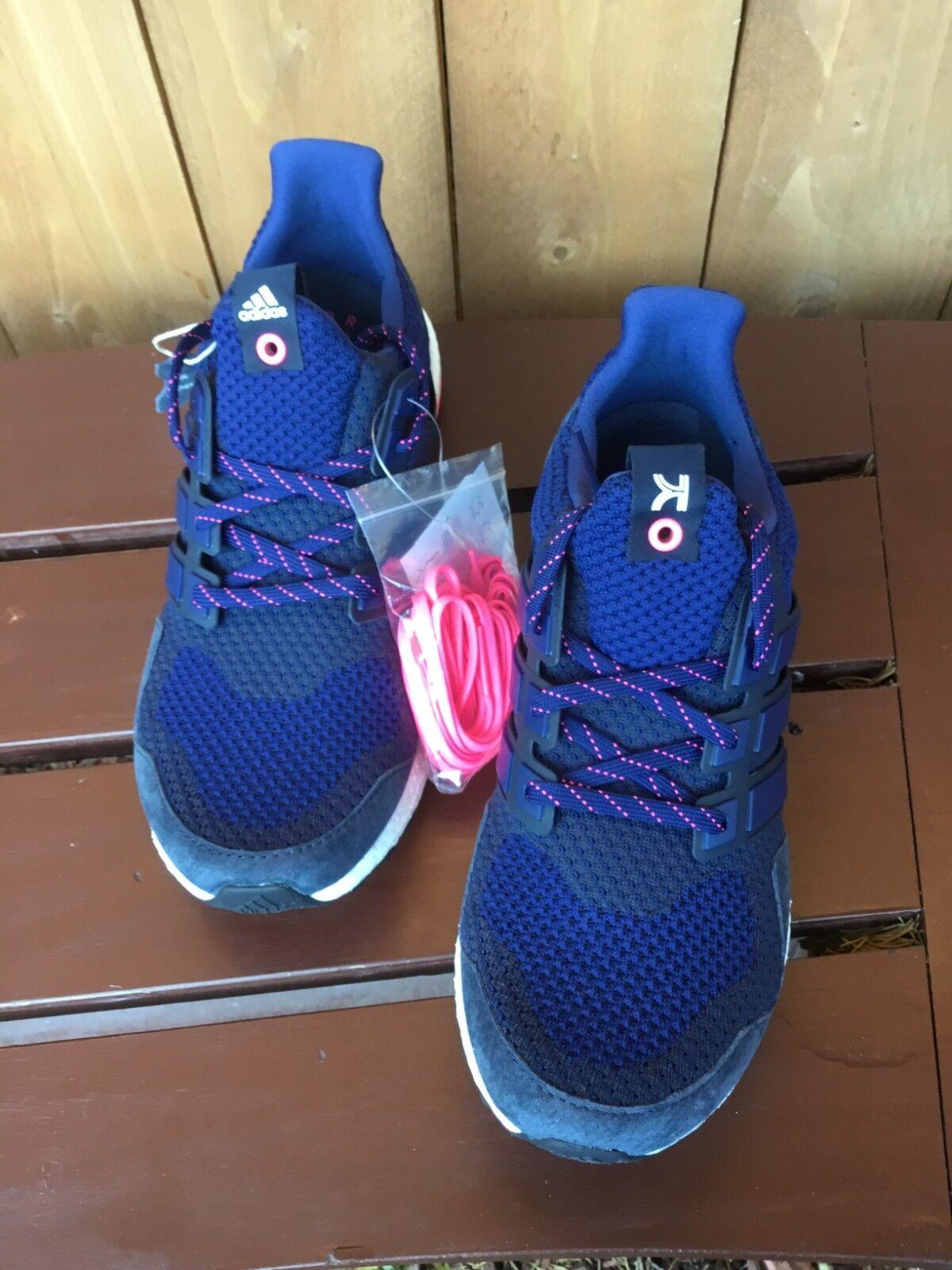 quality design bb882 d0976 Adidas Ultra Boost Kinfolk bluee men's sneaker shoes ...