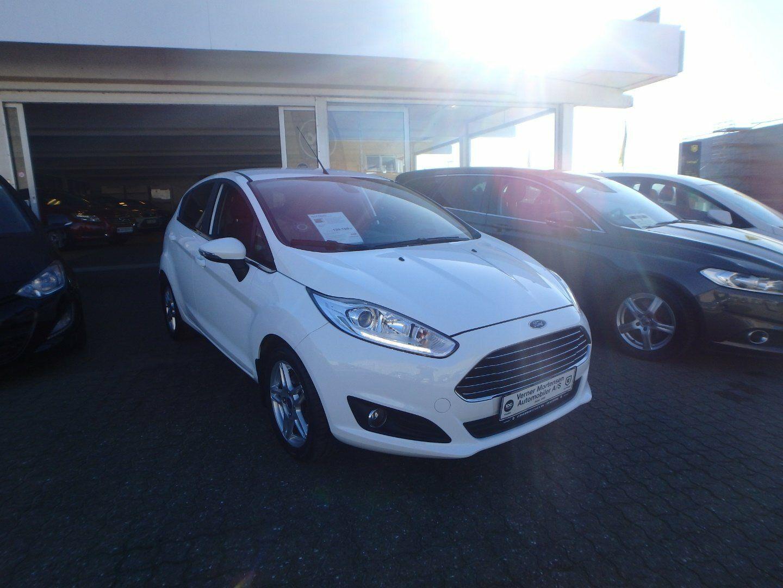 Ford Fiesta 1,0 SCTi 100 Titanium aut. 5d - 129.780 kr.