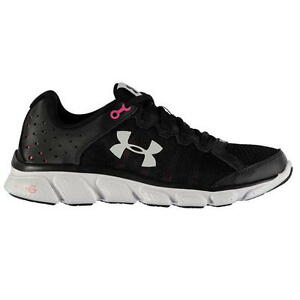 Under-Armour-Micro-G-Assert-6-mujer-Atletismo-Zapatos-UK-4-US-6-5-EUR-37-5-4625