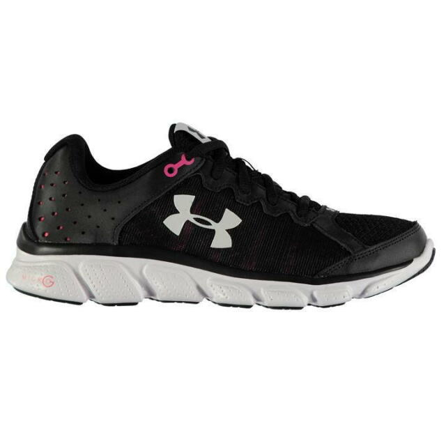Under Armour Micro G Assert 6 mujer Atletismo Zapatos UK 4 US 6.5 EUR 37,5 4625