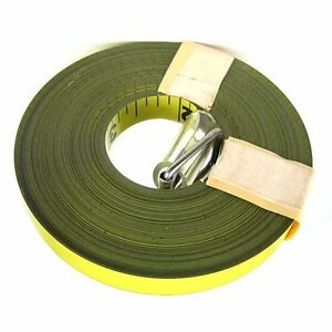 "Spencer Pro Loggers Tape REFILL 3/8"" 75' Model 950XL Heavy Duty Arborist 66219"