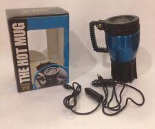 Anex The Hot Mug 12V. Keeps Coffee Warm in Car via Car Lighter Plug (16 oz)