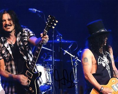 Gilby Clarke Signed Autograph 8x10 Photo Proof G1 Coa Sale Overall Discount 50-70% Gfa Guns N' Roses