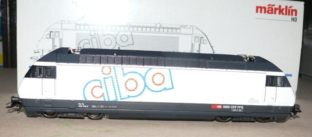 B23 Märklin 3450 elok serie 460 016-9 ciba SBB DELTA