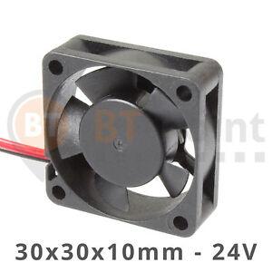 3010S-24V-Luefter-30x30x10mm-Brushless-DC-Fan-Cooler-30mm-3D-Drucker-Prusa-RepRap