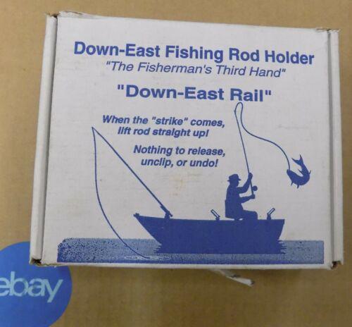 Down East Fishing Rod Holders Rail /& Inboard Select One USA NIB