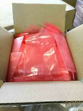 4mil Staples Pink Anti Static Lay Flat Poly Bags 4x6 Open Top Us Located 4 Mil