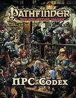 Pathfinder Roleplaying Game: NPC Codex by Jason Bulmahn (Hardback, 2012)