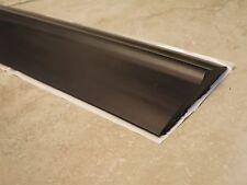 Heavy Duty Garage Door Weather Seal Threshold - Bottom Seal-16' - SELF ADHESIVE!