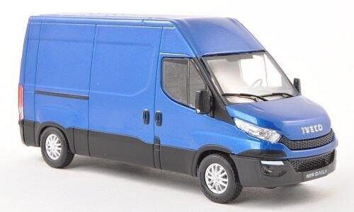 Muy raras Iveco Daily 35-150 2014 blu Entrega van 1 43 ELIGOR (Distribuidor Modelo)