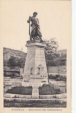 OYONNAX monument des combattants