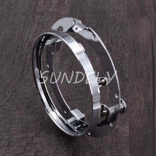 "7/"" Daymaker LED Headlight Mounting Ring Bracket for Harley Electra Glide Ultra"