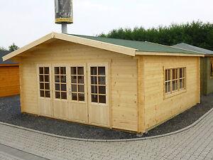 Gartenhaus Fußboden Versiegeln ~ M² mm m gartenhaus m fussboden isolierglas extra