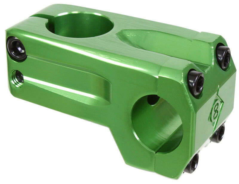 Origin8 Fix 8 Stem 50 mm 25.4 mm 1 1 8 in Ano GREEN