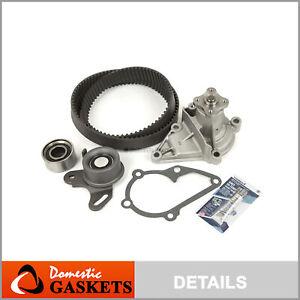 Fits 01 11 Hyundai Accent Kia Rio 1 6l Timing Belt Kit Water Pump