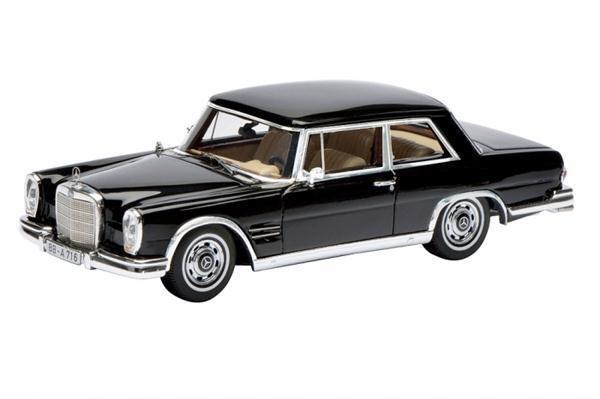 Schuco MercedesBenz 600 W100 Coupe 1 43 450885700