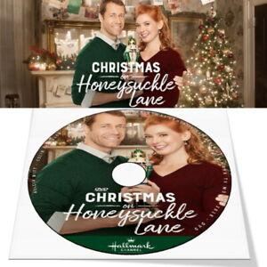CHRISTMAS ON HONEYSUCKLE LANE DVD 2018 HALLMARK MOVIE Alicia Witt -Case/No Cover   eBay