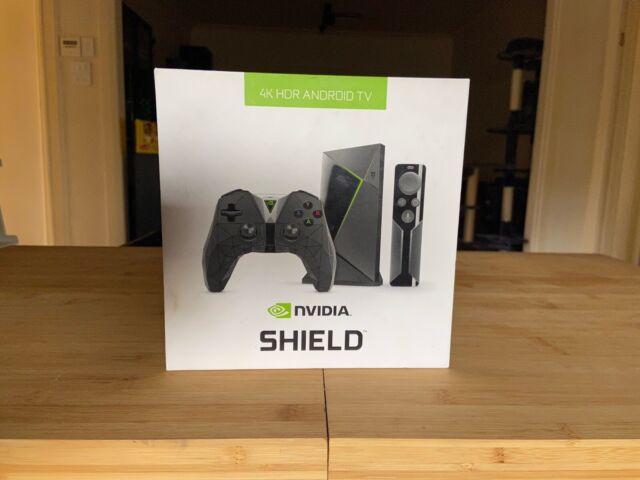 NVIDIA Shield TV Android Media Streamer - Black
