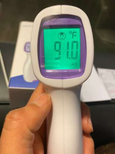NON-CONTACT Body Forehead IR Infrared Laser Digital Thermometer