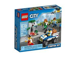 LEGO-City-60136-Polizei-Starter-Set-NEU-OVP