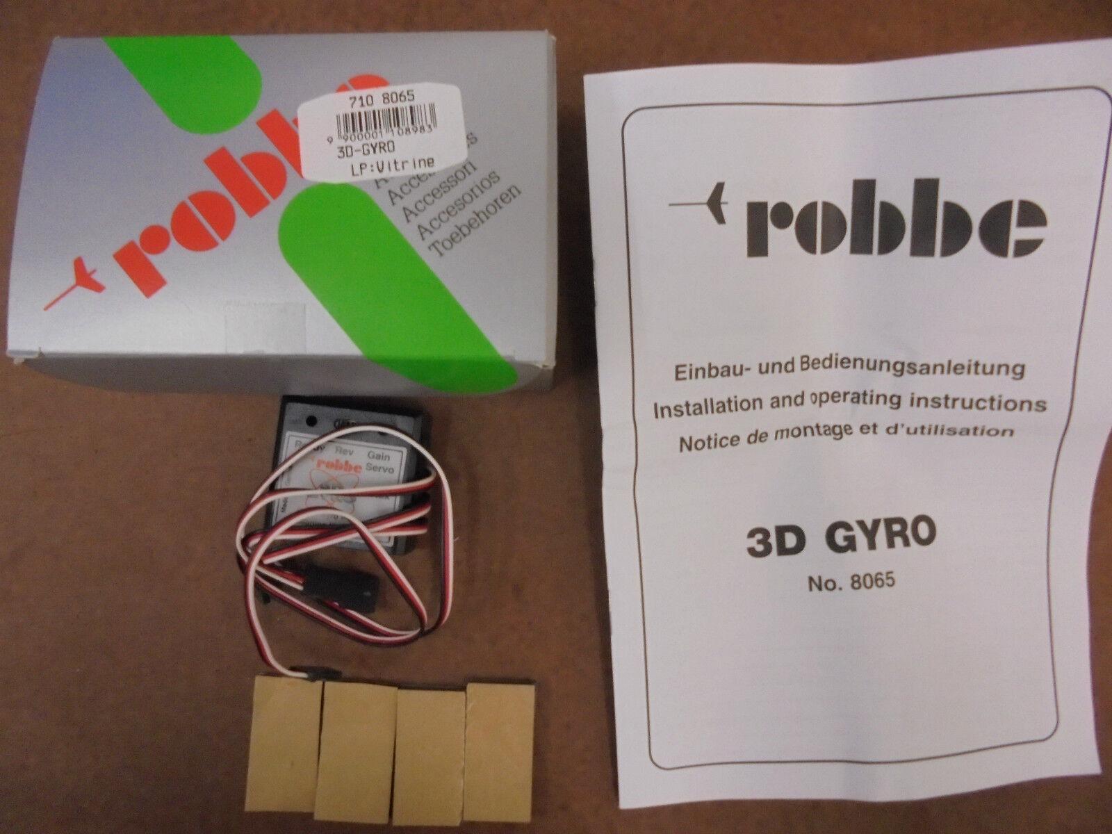 Robbe Art 8065 3 dgyro