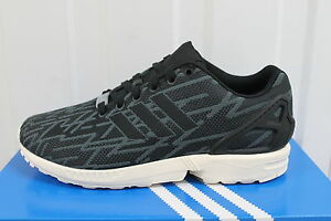 adidas zx flux weave gris