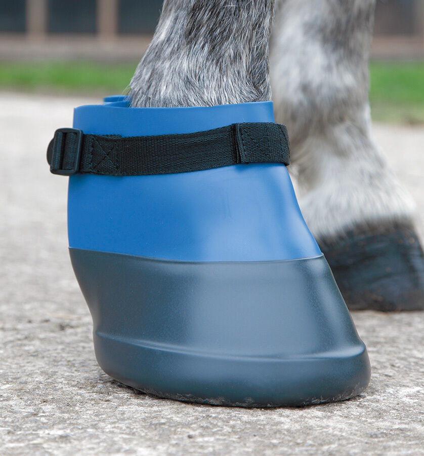 NEW Shires Touch Waterproof Reuseable Horse Pony Poultice Boot Outdoor   Indoor