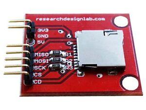 Micro-SD-Memory-Card-interface-for-3-3V-MCU-for-Arduino-Raspberry-Pi-Powership