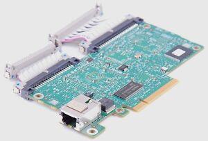 DELL-DRAC5-Remote-Access-Card-amp-Cables-1950-2950-WW126-G8593-DRAC-5-2900-2970