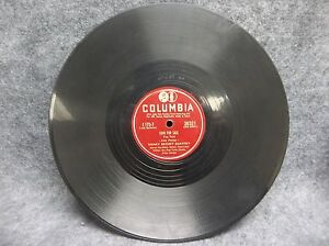 78 RPM Record 10 Sidney Bechet Quartet Love For Sale Shake Em Up