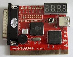 PC-amp-LAPTOP-4Bit-Diagnostic-Card-US-SELLER-LPT-USB-amp-PCI-Analyzer-POST-Tool