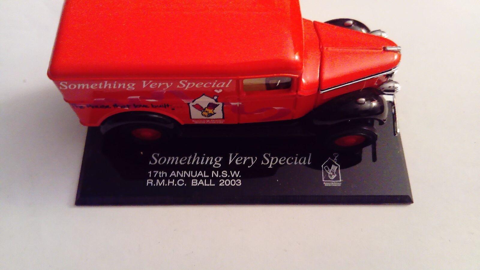 RARE, yy-12 GMC Van  17th Annual Ball-somthing Very Spec.  Manne, code 2, No Box
