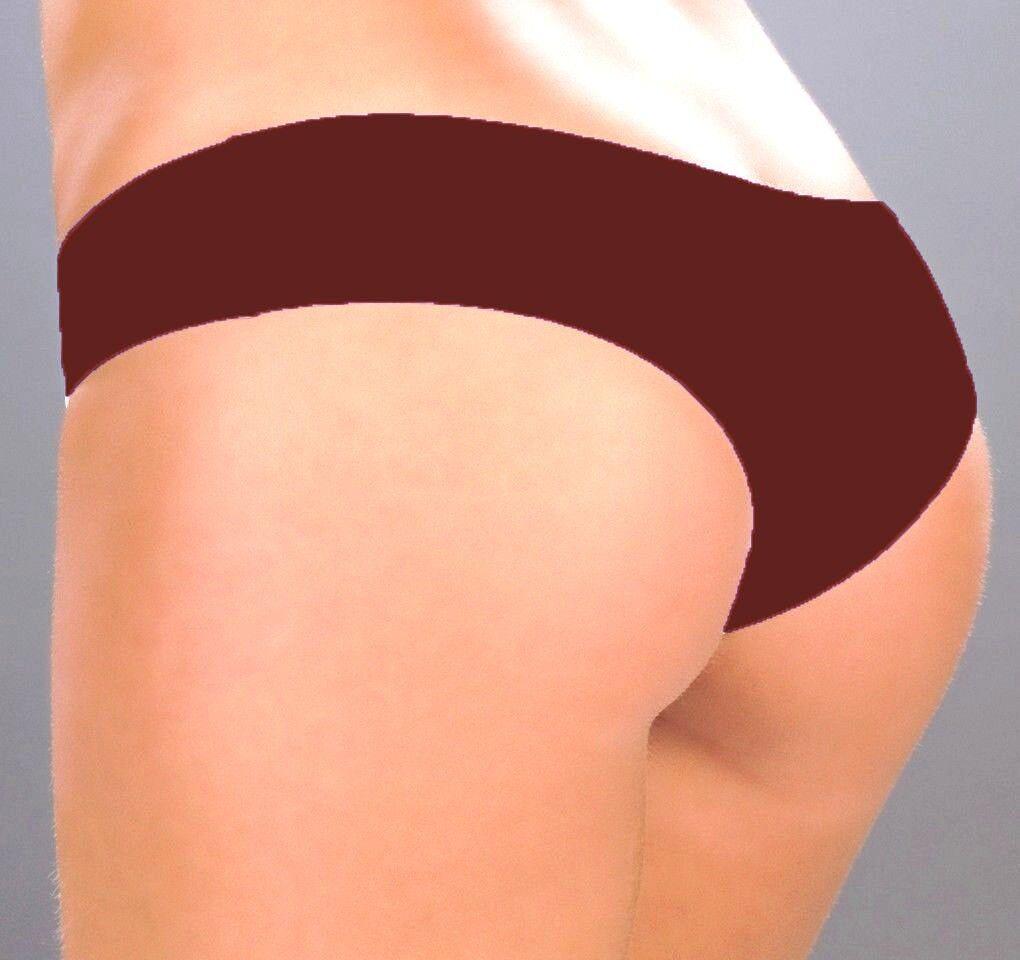 3002 Braune Stiefel Jungen Shorts Yoga Fitness Hipster Roller Bikini Tänzer Rabe