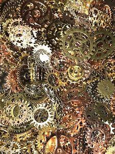 Necklaces & Pendants Jewelry & Watches Zahnrad Mix Zahnräder Schmuck Anhänger Steampunk Gothic Basteln Kette Antik Bfrd
