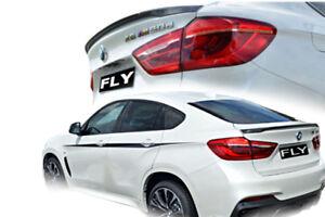 fuer-BMW-X6-35i-50i-30d-xdrive-40d-M50d-Tunig-mit-heckspoiler-aus-ABS-unlackiert