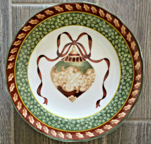 Charter-Club-Winter-Garland-Accent-Luncheon-Plate-Choice