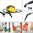 Portable Professional Multi Purpose Pressure Steam Cleaner Carpet Bathroom 1500W