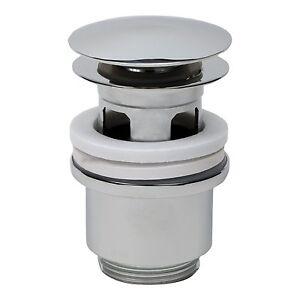 VARIOSAN-Universal-Ablaufgarnitur-POP-UP-Ventil-fuer-Waschtisch-Waschbecken