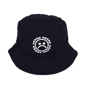 Men-Sad-Boys-Bucket-Hat-Festival-Accessory-T6U3