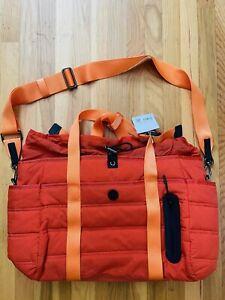 Lululemon Dash All Day Duffel Gym Travel Bag 20 L Brick Orange