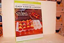 Charcoal Companion CC2030 Skewer Express Easy Kabob Loader