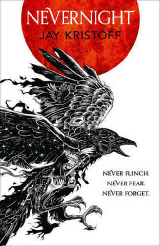 Nevernight by Jay Kristoff UK 1st Edition Hardcover 2016 for sale online |  eBay