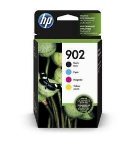 Genuine HP 902 Ink Cartridge Combo (1 set of 4) 902XL - FREE SHIPPING Toronto (GTA) Preview