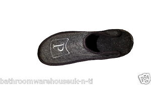 Mens Womens Terry Hotel Holiday Style Slippers New BESPOKE Minimum Order