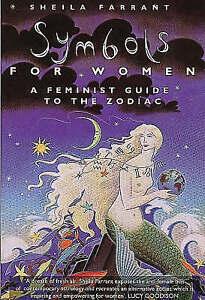 Symbols-for-Women-A-Matrilineal-Zodiac-Mandala-Farrant-Sheila-Used-Good-B